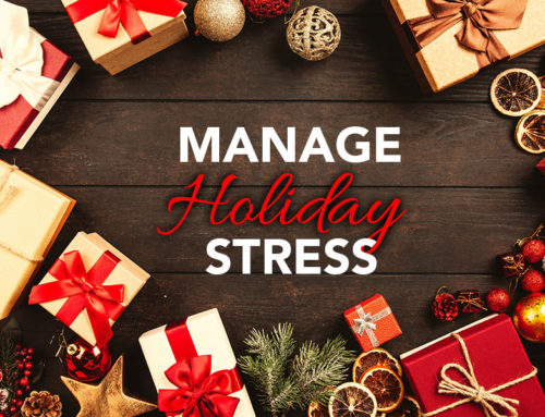 Manage Your Holiday Stress