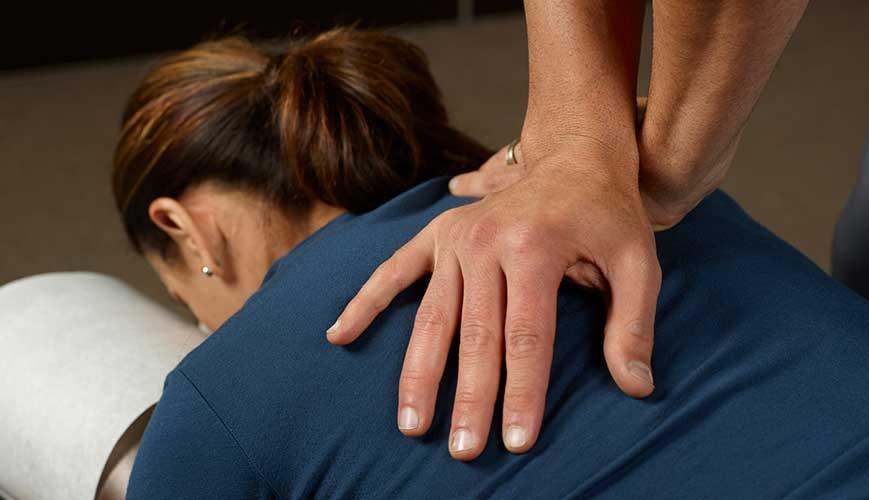 Chiropractic Adjustment in West Des Moines, IA